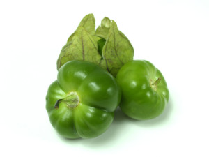 What are Tomatillos, Acapulcos Mexican Family Restaurant, CT and MA