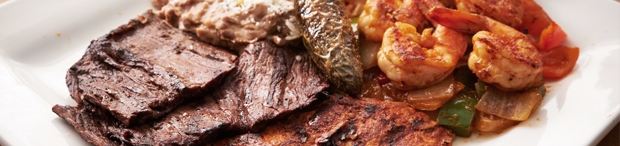 Steak dishes at Acapulcos - An Authentic Mexican Restaurant in MA