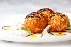 How to Make Deep Fried Ice Cream That Warms Your Soul