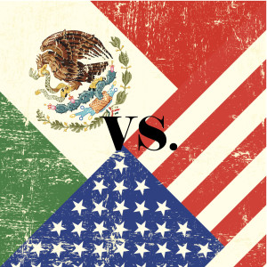 compare and contrast mexican americans The racialization of mexican americans and and classifying mexican americans and afro-mexican patriot vicente guerrero in contrast to right and left.