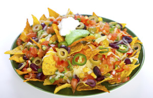 image of nachos